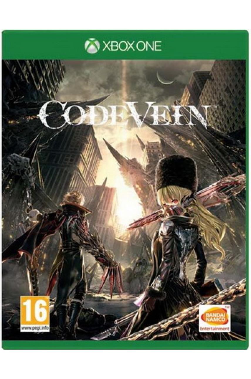 Code Vein (Русские субтитры) [Xbox One]