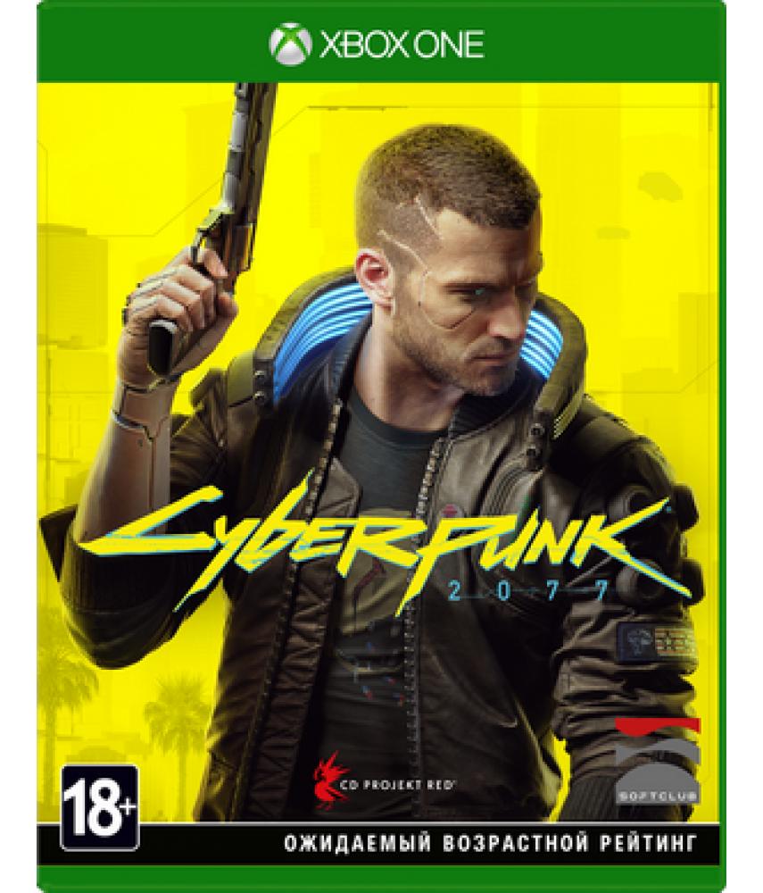 Xbox игра Cyberpunk 2077 (Русская версия) (включает бесплатное обновление для Series X)