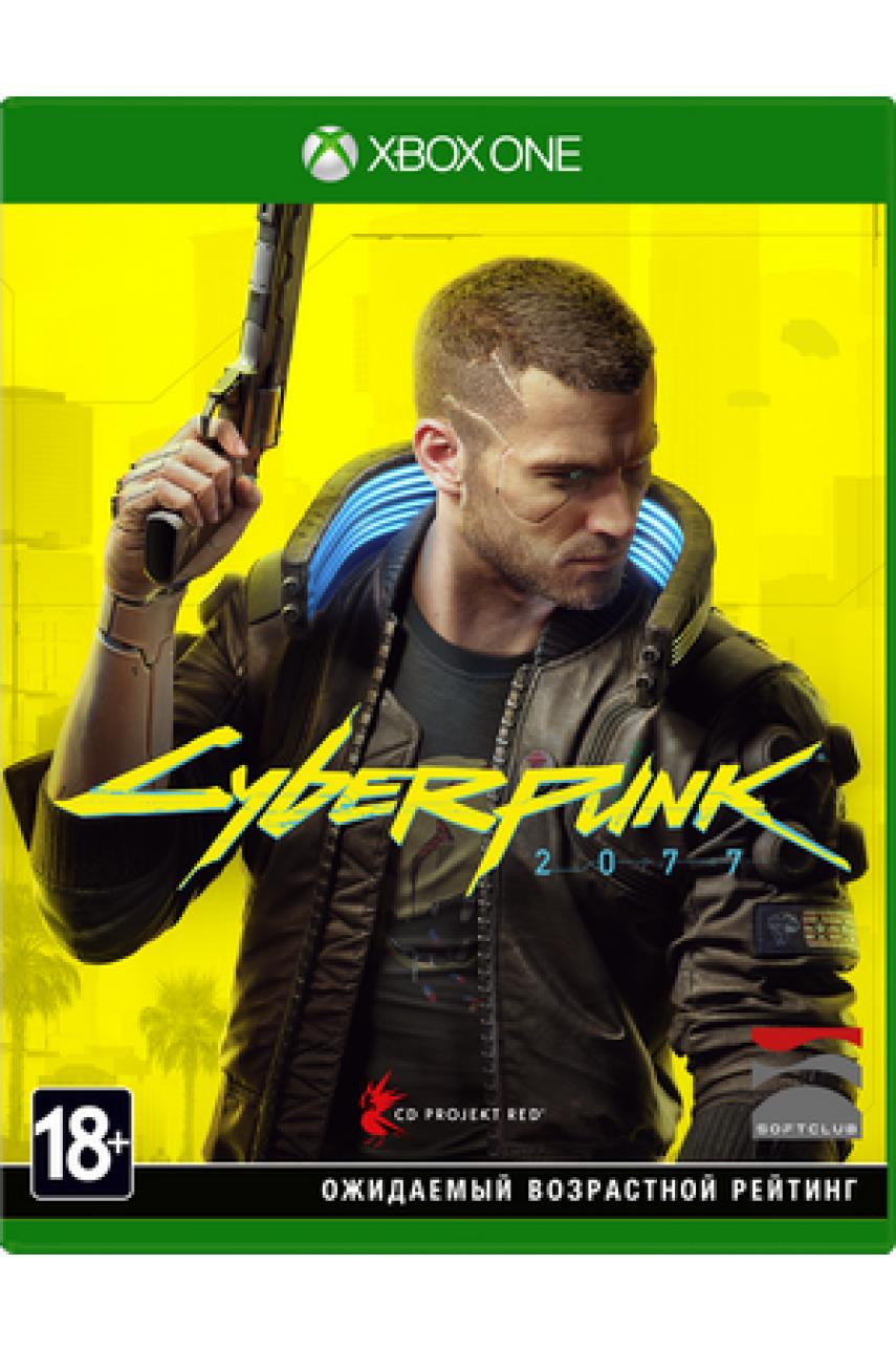 Cyberpunk 2077 (Русская версия) [Xbox One]