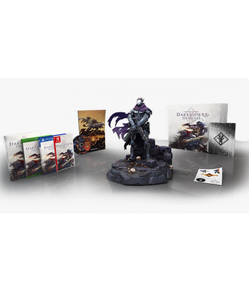 Darksiders Genesis Коллекционное издание (Русская версия) [PS4]