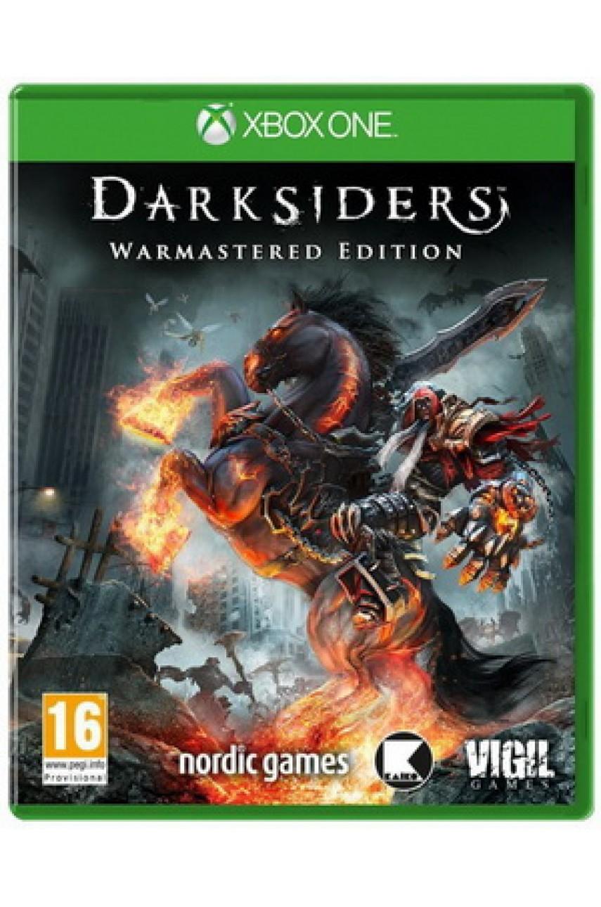 Darksiders Warmastered Edition (Русские субтитры) [Xbox One]