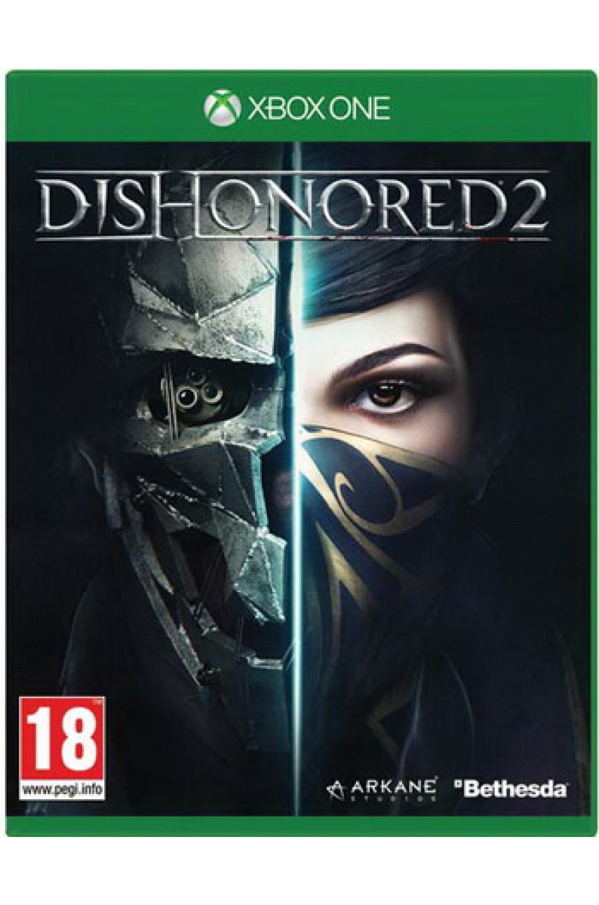 Dishonored 2 [Xbox One] - Б/У