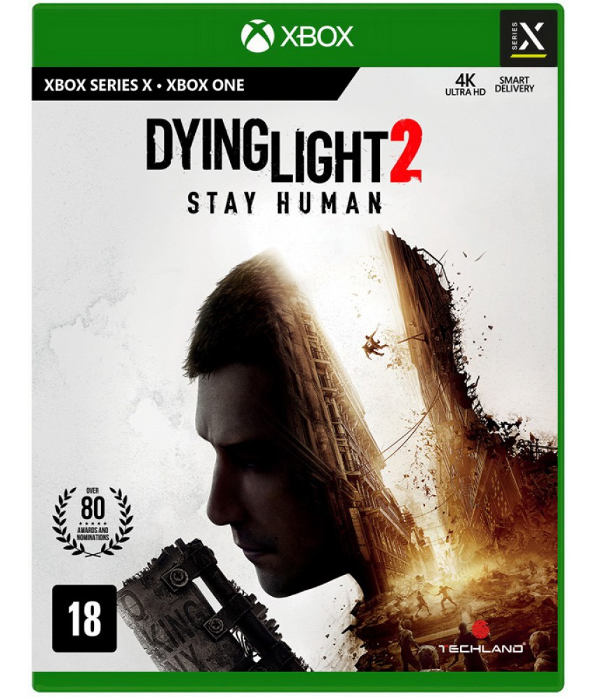 Dying Light 2 Stay Human (Русские субтитры) [Xbox One   Series X] Предзаказ!