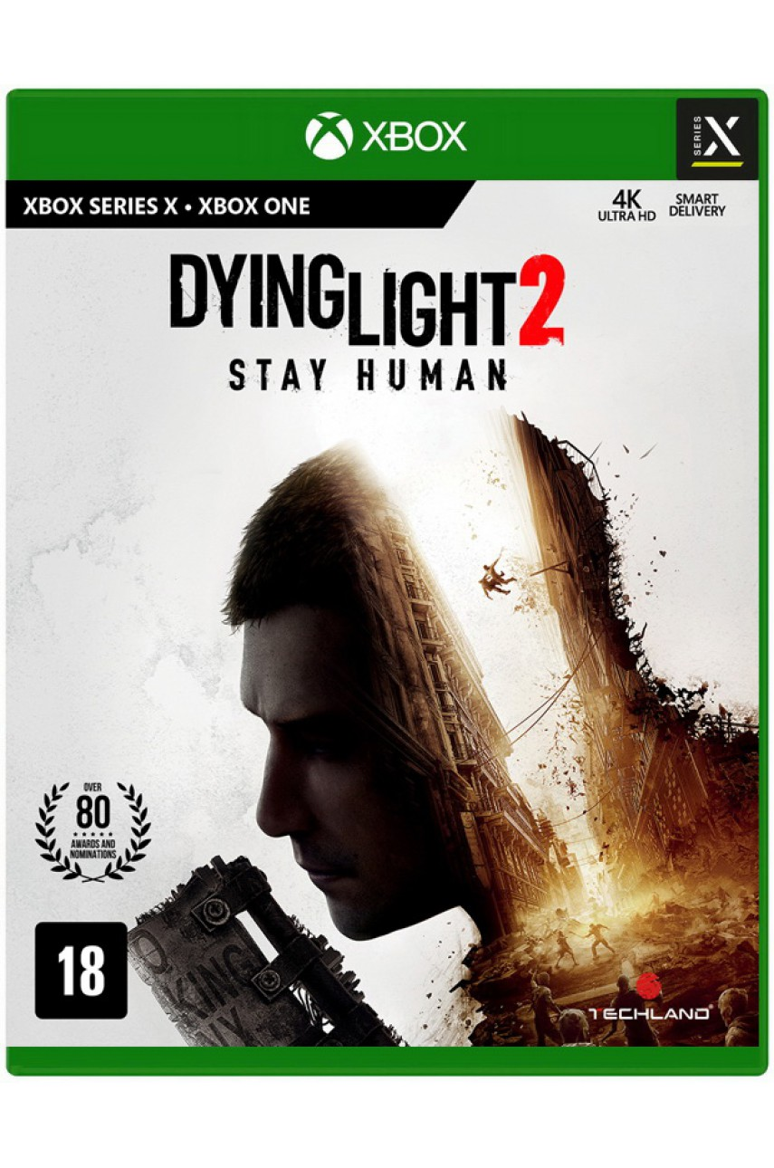 Dying Light 2 Stay Human (Русские субтитры) [Xbox One | Series X] Предзаказ!