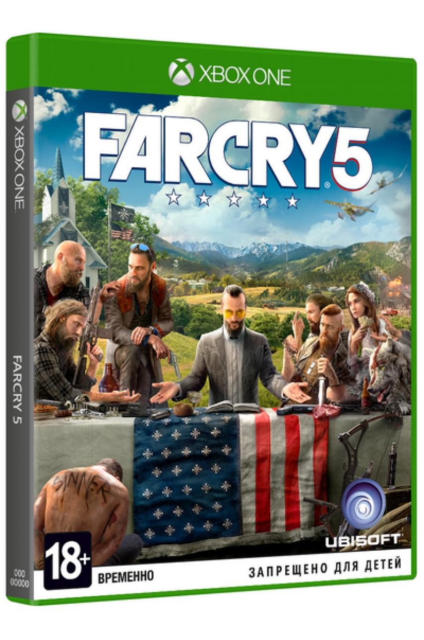 Far Cry 5 (Русская версия) [Xbox One]