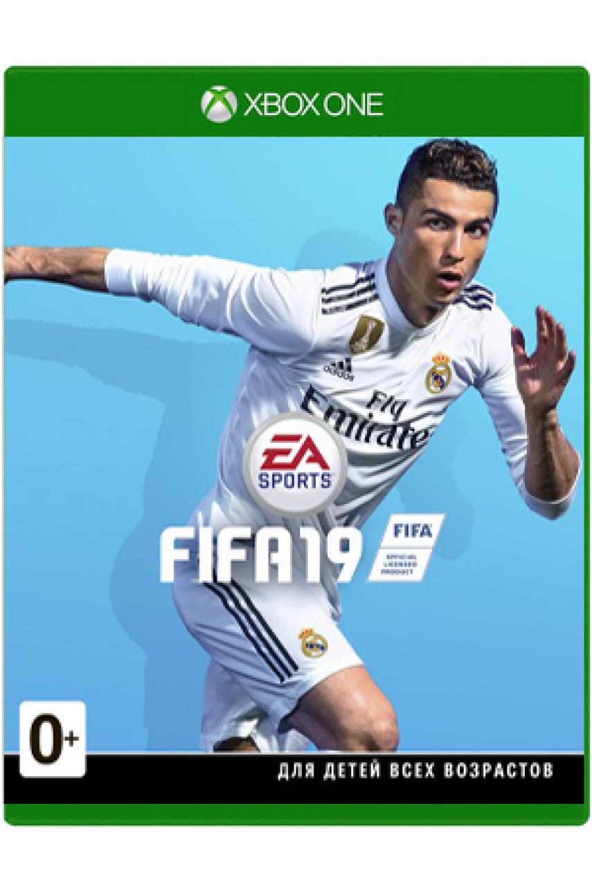 FIFA 19 [Xbox One] - Б/У