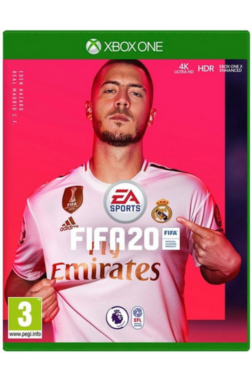 FIFA 20 (Английская версия) [Xbox One]  - Б/У