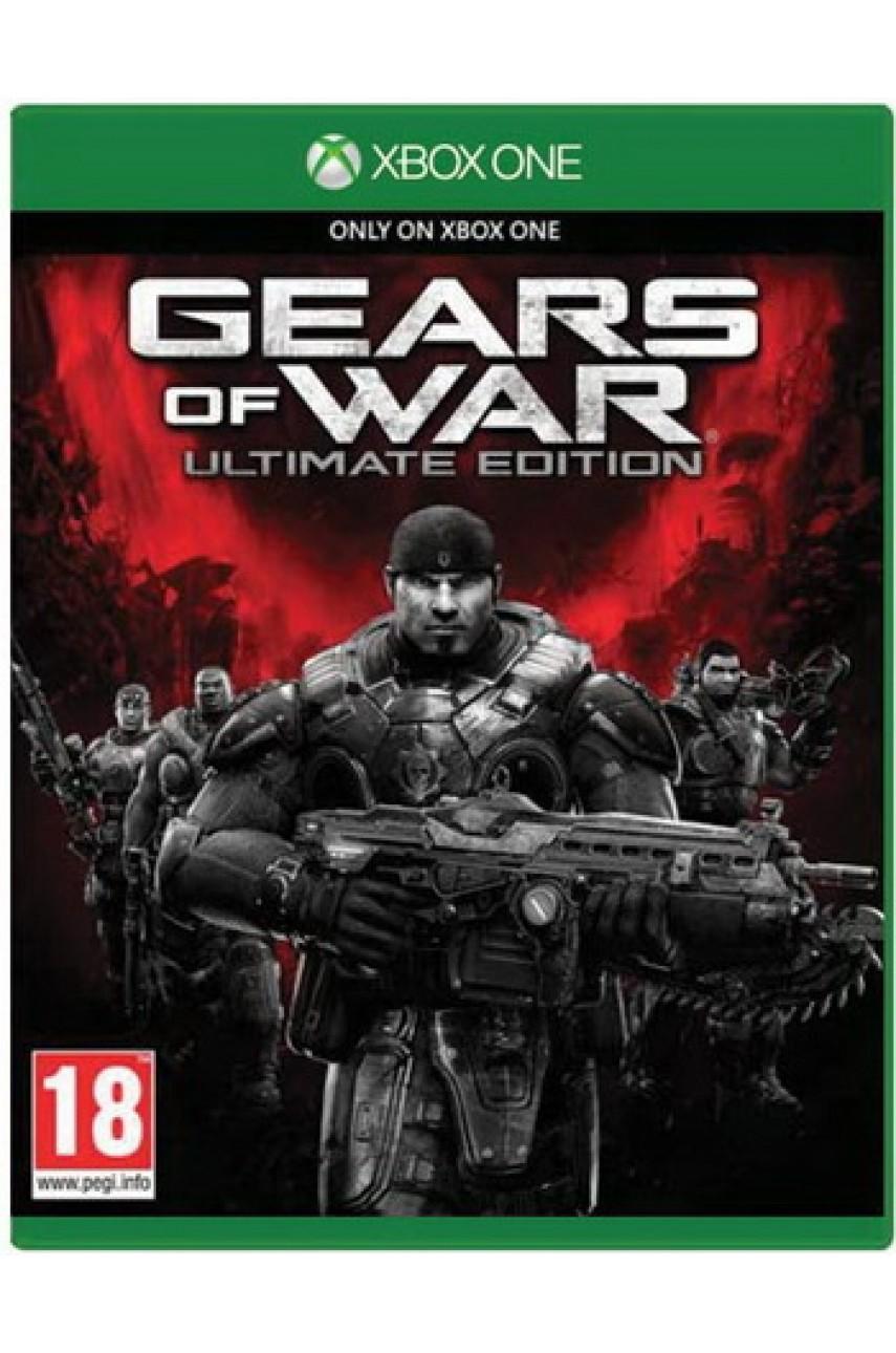 Gears of War - Ultimate Edition (Русская версия) [Xbox One] - Б/У