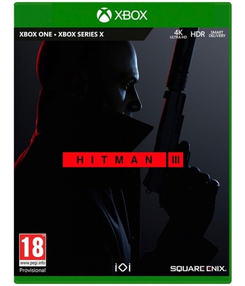 Xbox игра Hitman 3
