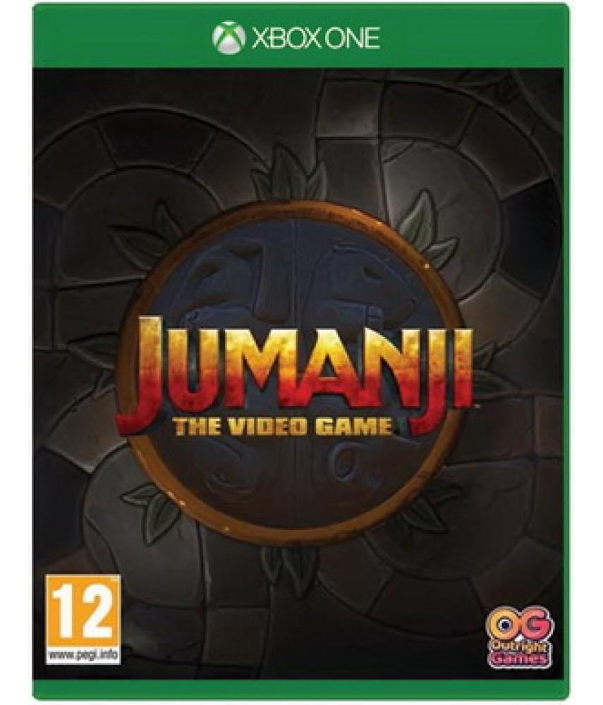 Джуманджи: Игра (Русские субтитры) [Xbox One]