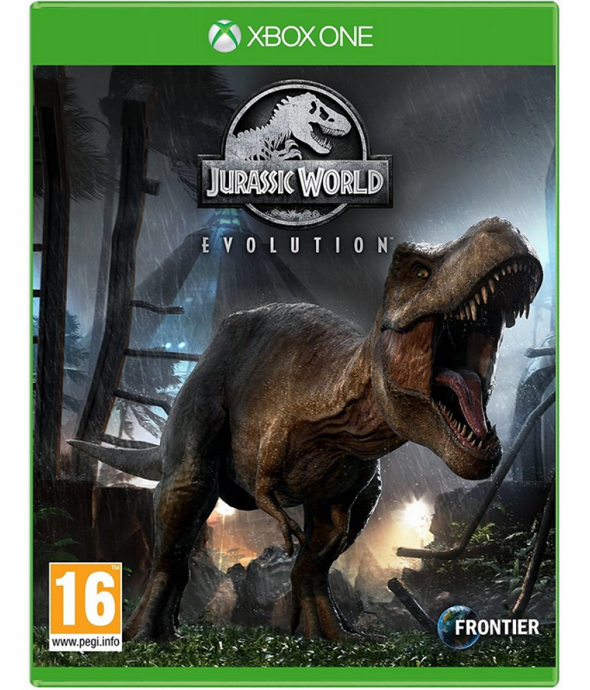 Jurassic World Evolution (Русская версия) [Xbox One]
