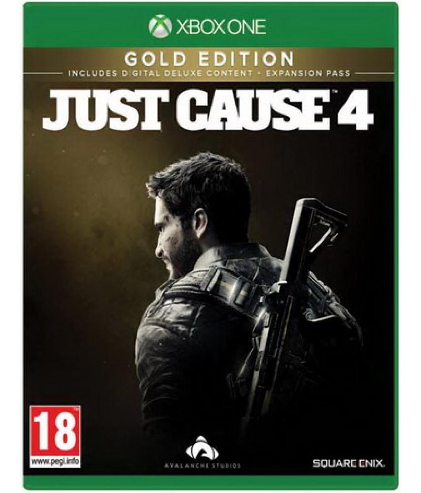 Just Cause 4 Gold Edition (Русская версия) [Xbox One]