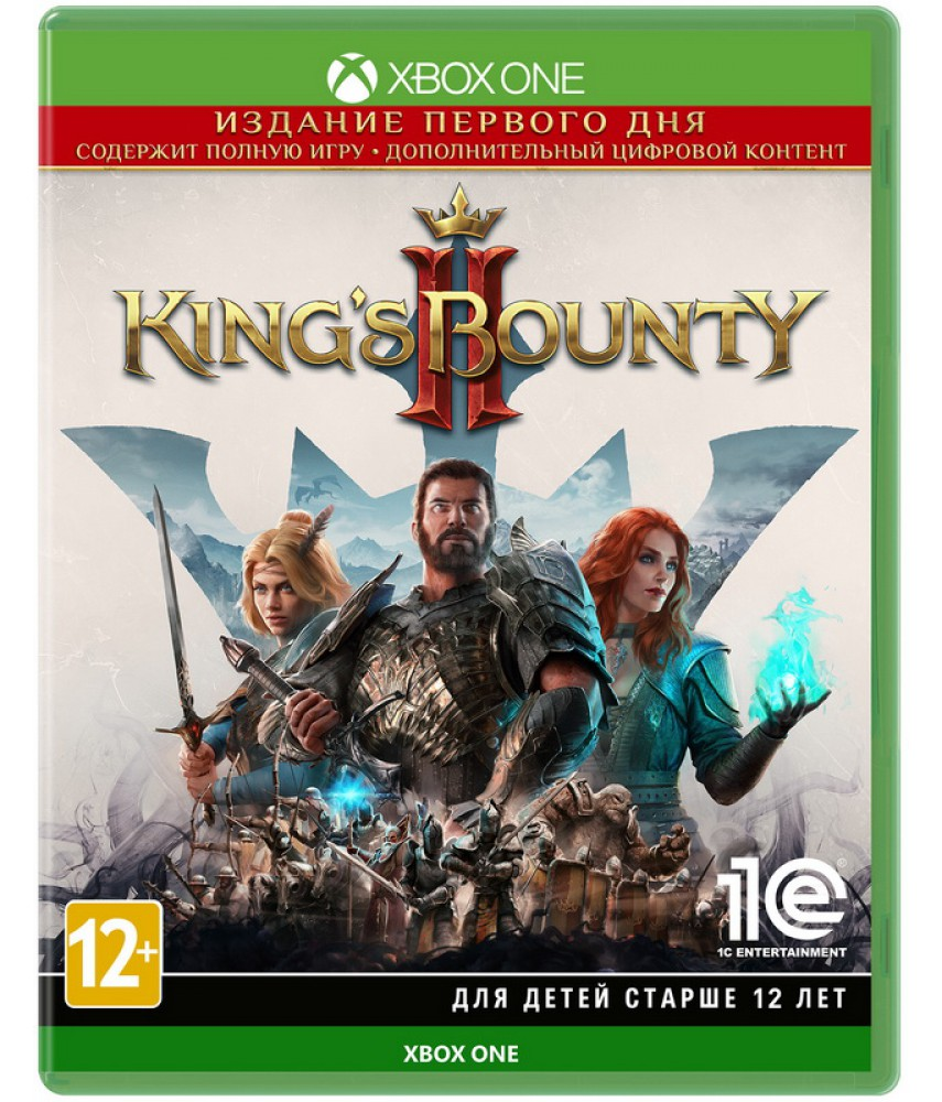 King s Bounty II Издание первого дня (Русская версия) [Xbox One   Series X]