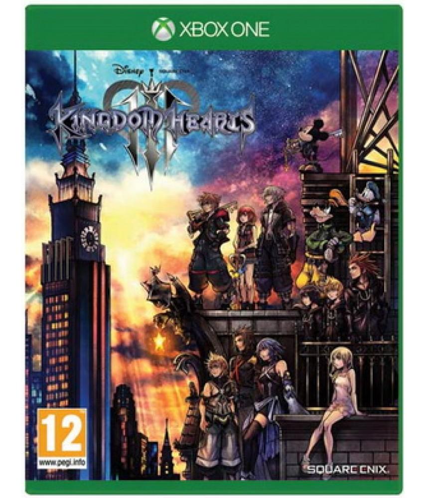 Kingdom Hearts 3 [Xbox One]