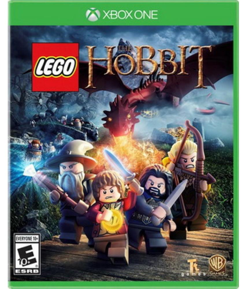 LEGO Hobbit (Хоббит) (Русские субтитры) [Xbox One]