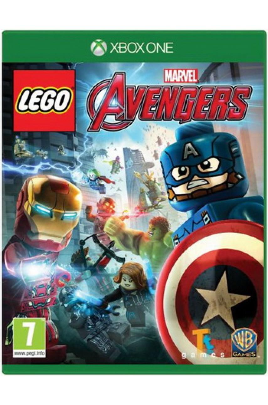 LEGO Marvel Мстители [Avengers] (Русские субтитры) [Xbox One] - Б/У