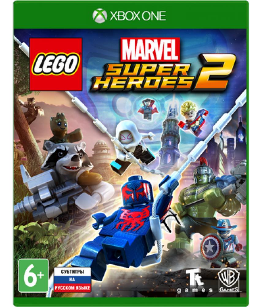 LEGO Marvel Super Heroes 2 (Русские субтитры) [Xbox One]