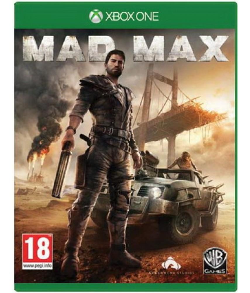 Mad Max (Русские субтитры) [Xbox One]