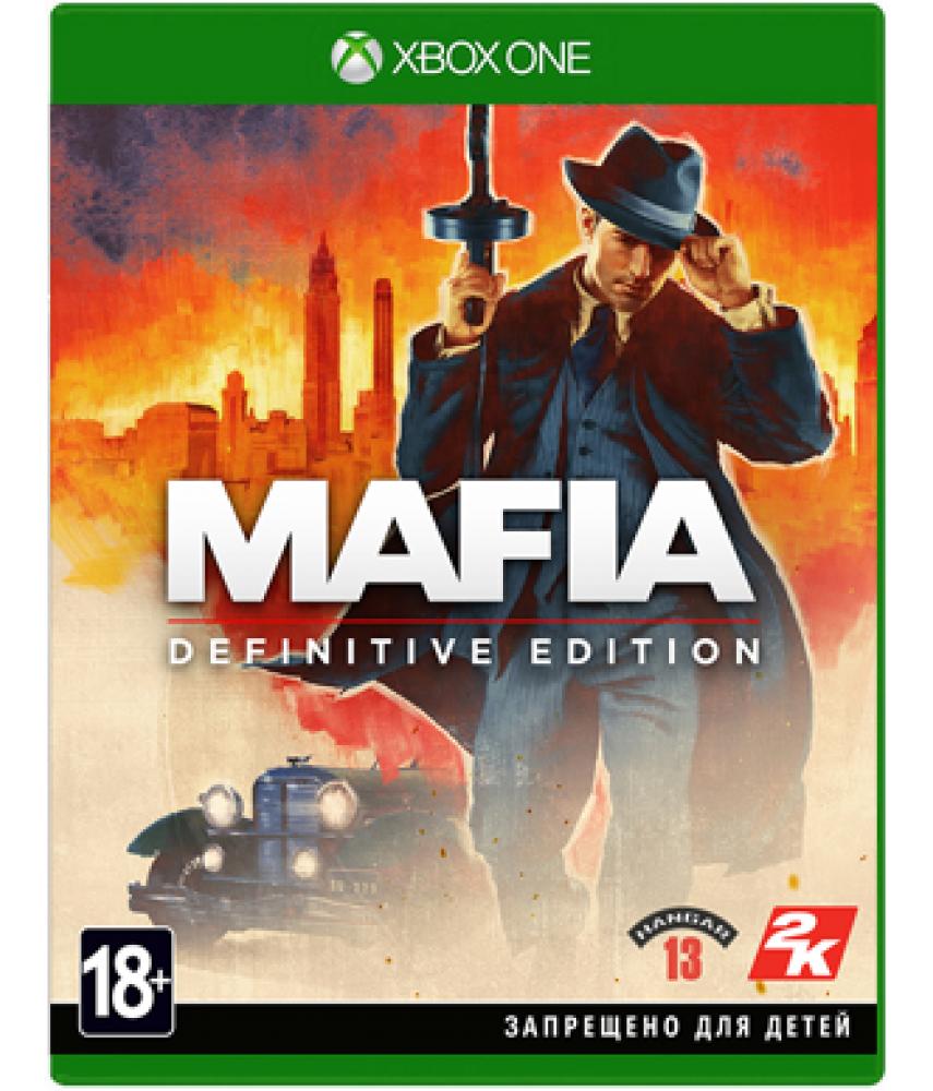 Mafia: Definitive Edition (Русская версия) [Xbox One]