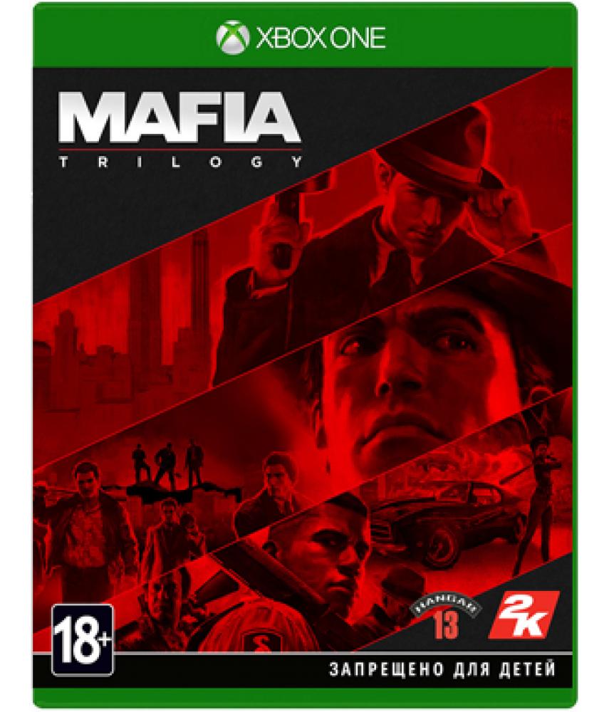 Mafia: Trilogy (Русская версия) [Xbox One]
