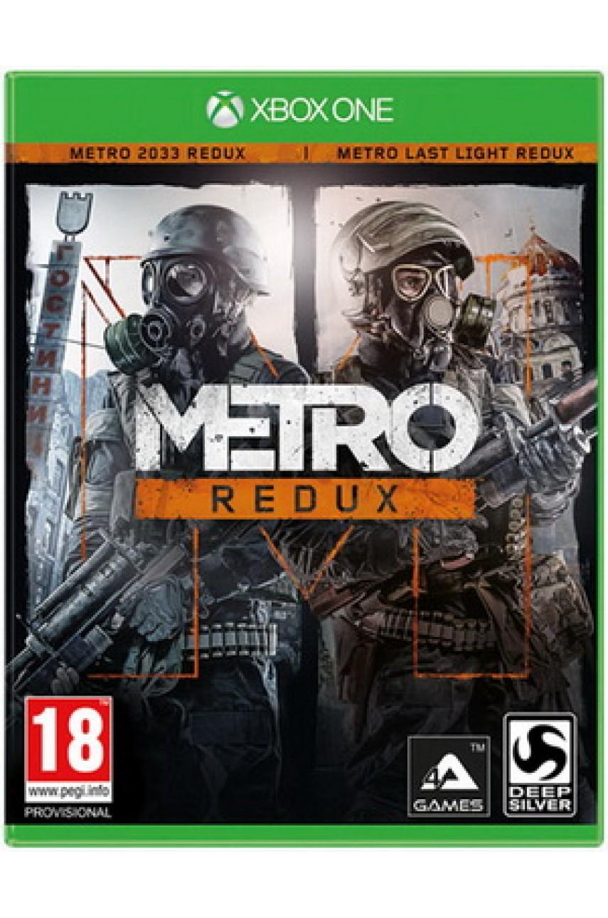 Метро 2033: Возвращение [Metro Redux] (Русская версия) [Xbox One]