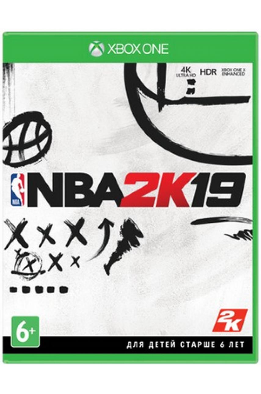 NBA 2K19 [Xbox One]