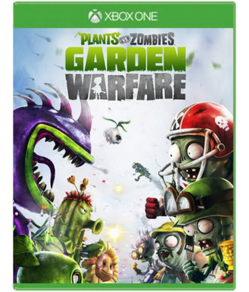 Plants vs Zombies Garden Warfare [Xbox One] - Б/У