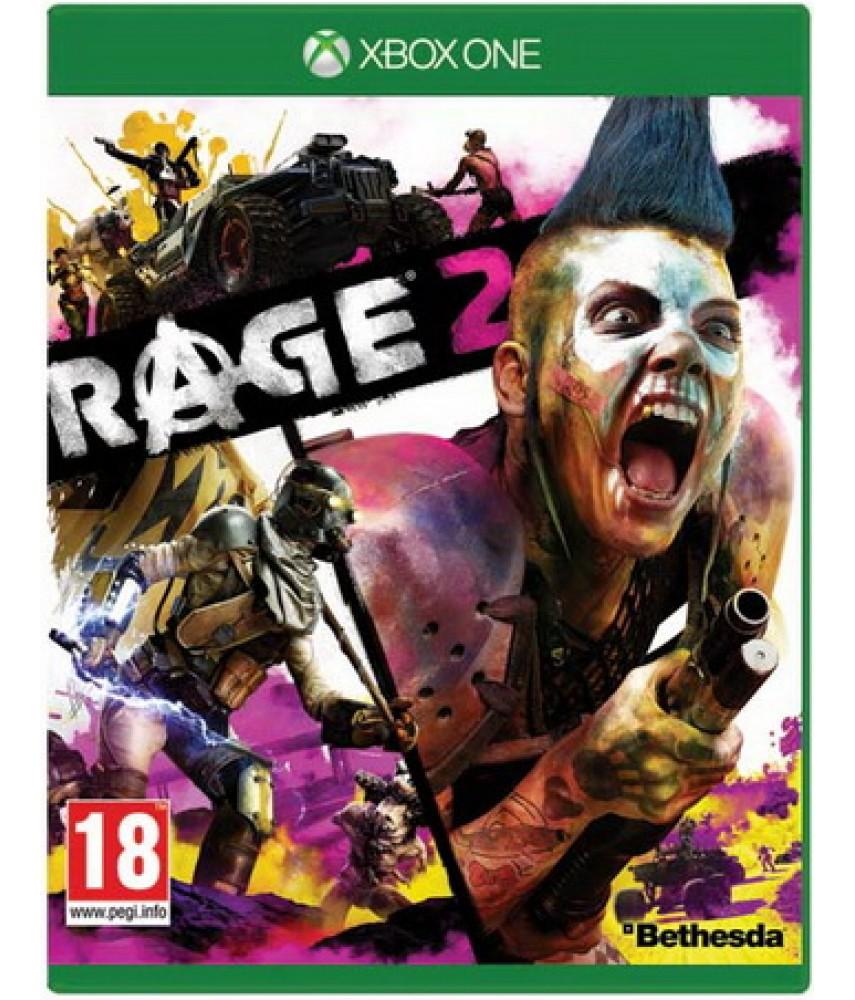 Rage 2 (Русская версия) [Xbox One]