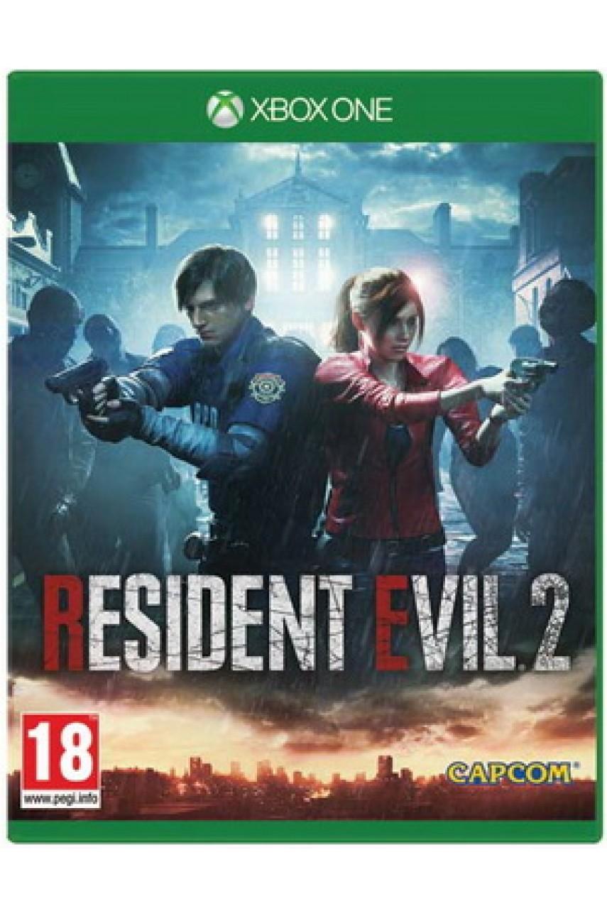 Resident Evil 2 Remake (Русские субтитры) [Xbox One]