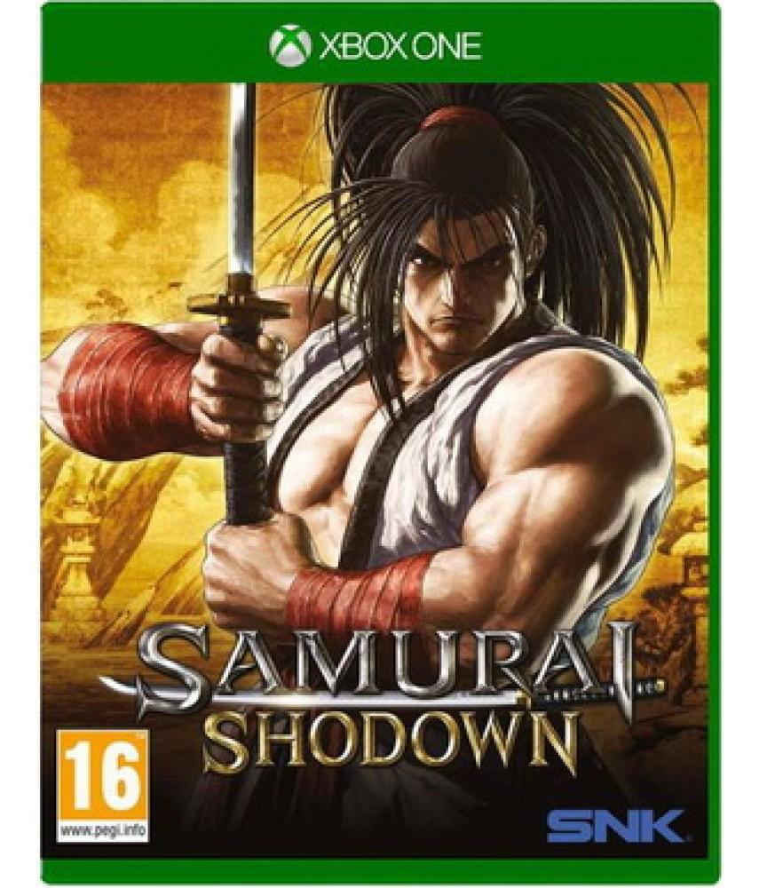 Samurai Shodown (Русские субтитры) [Xbox One] Предзаказ!