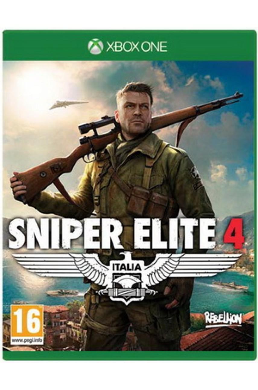 Sniper Elite 4 (Русская версия) [Xbox One]