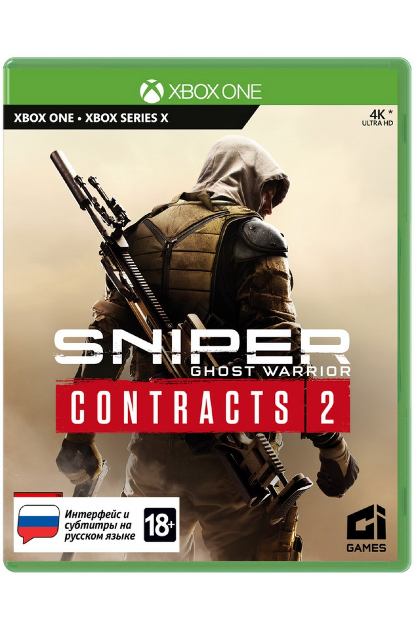 Xbox One | Series X игра Sniper Ghost Warrior Contracts 2 (Русские субтитры)