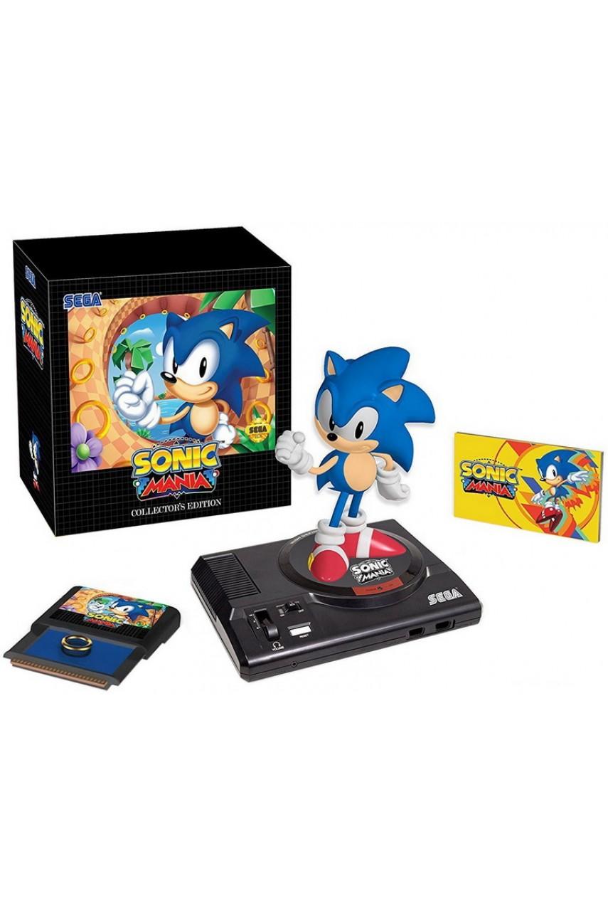 Sonic Mania Collectors Edition [Xbox One]
