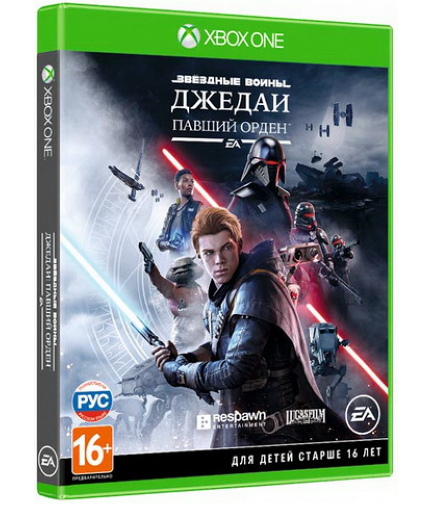 Star Wars Jedi Fallen Order (Русские субтитры) [XBox One]