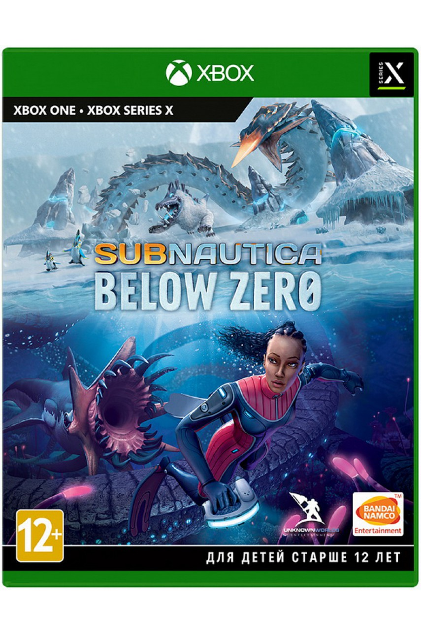 Subnautica: Below Zero (Русские субтитры) [Xbox One | Series X]