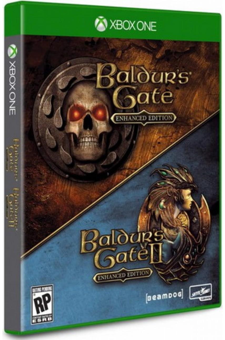 Baldurs Gate Enhanced Edition (Русская версия) [Xbox One]
