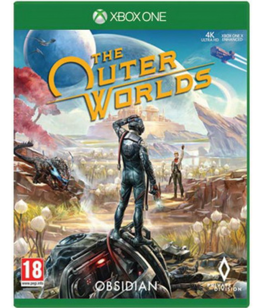 The Outer Worlds (Русские субтитры) [Xbox One]