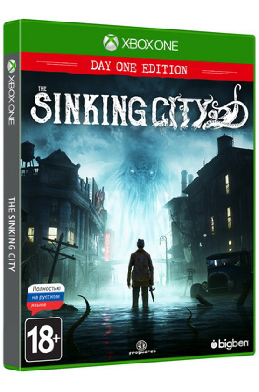 Sinking City Day One Edition (Русская версия) [Xbox One]