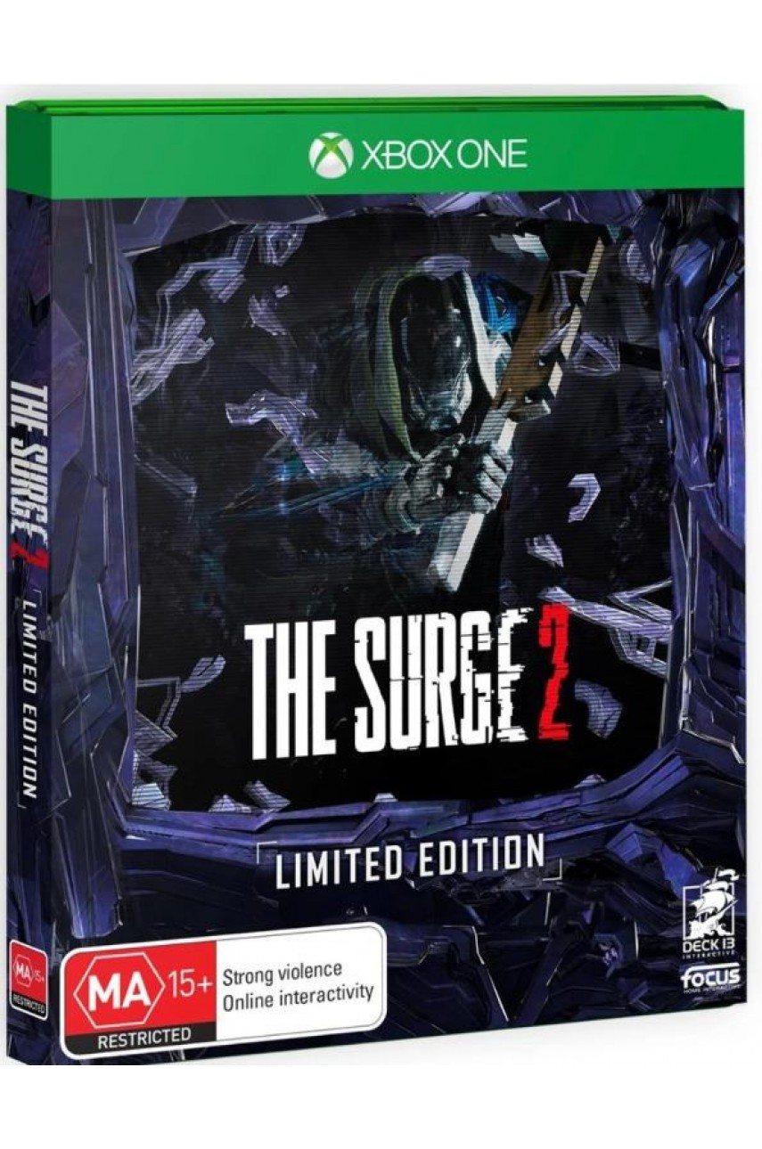 The Surge 2 Limited Edition (Русские субтитры) [Xbox One]