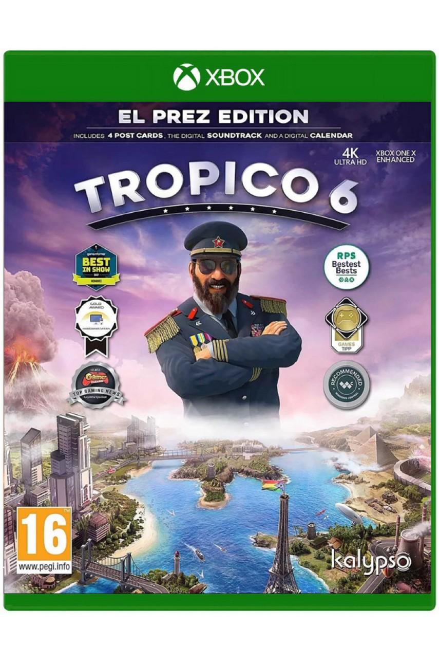Tropico 6 - El Prez Edition (Русская версия) [Xbox One]