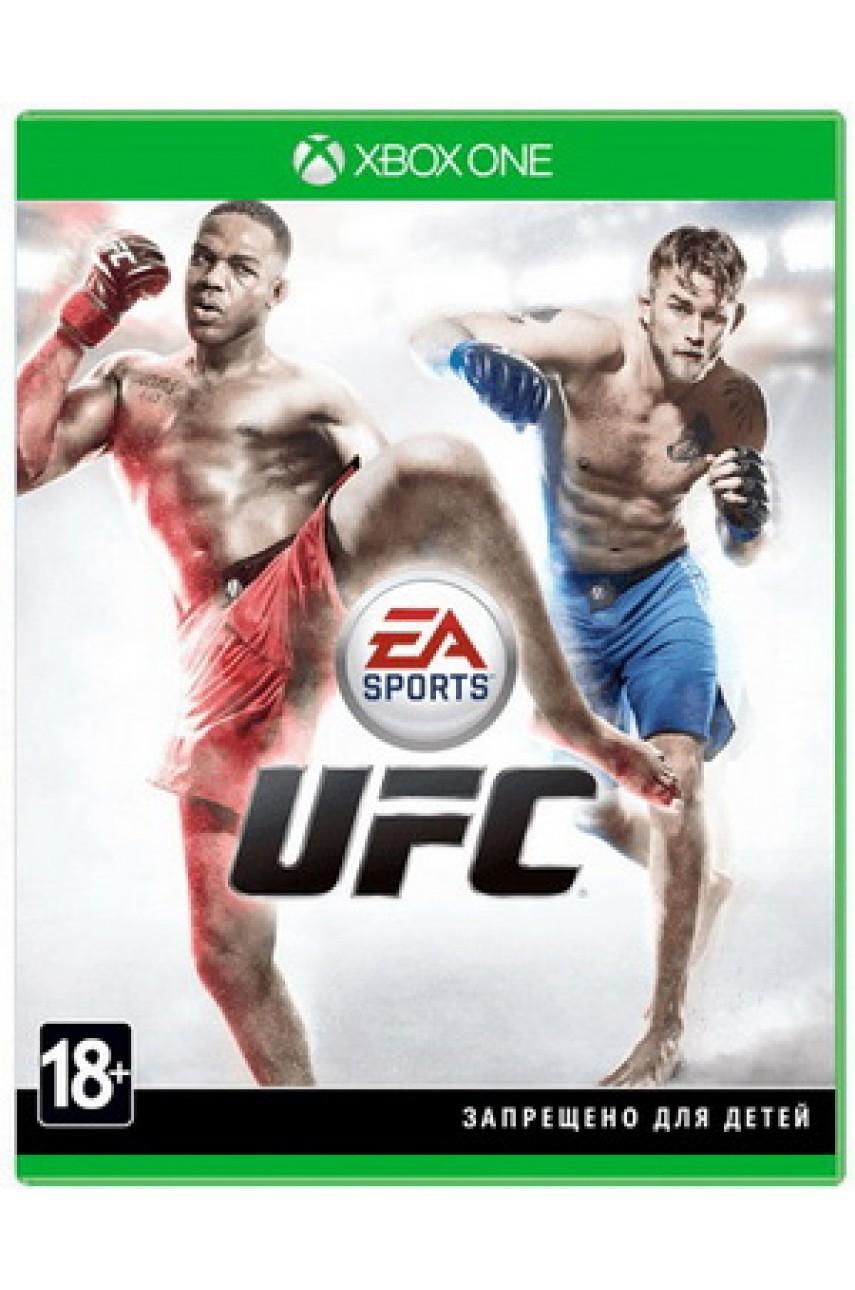 UFC [Xbox One] - Б/У
