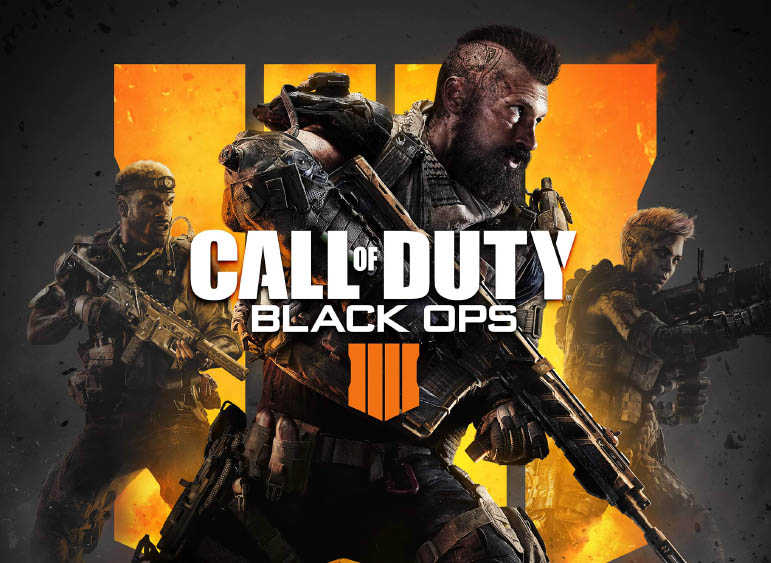 Дата релиза Call Of Duty: Black Ops 4 официально подтверждена