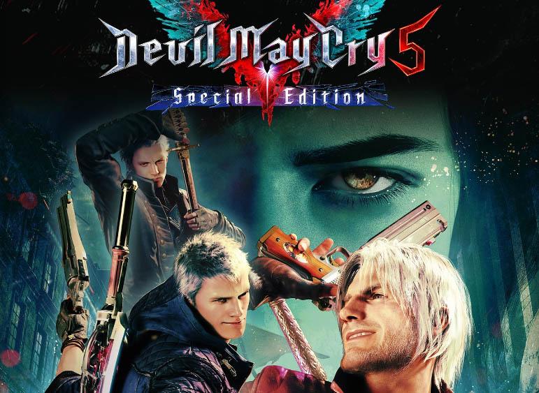 Анонсирован Devil May Cry 5