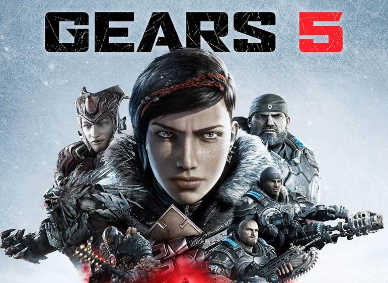 На E3 анонсирована Gears 5