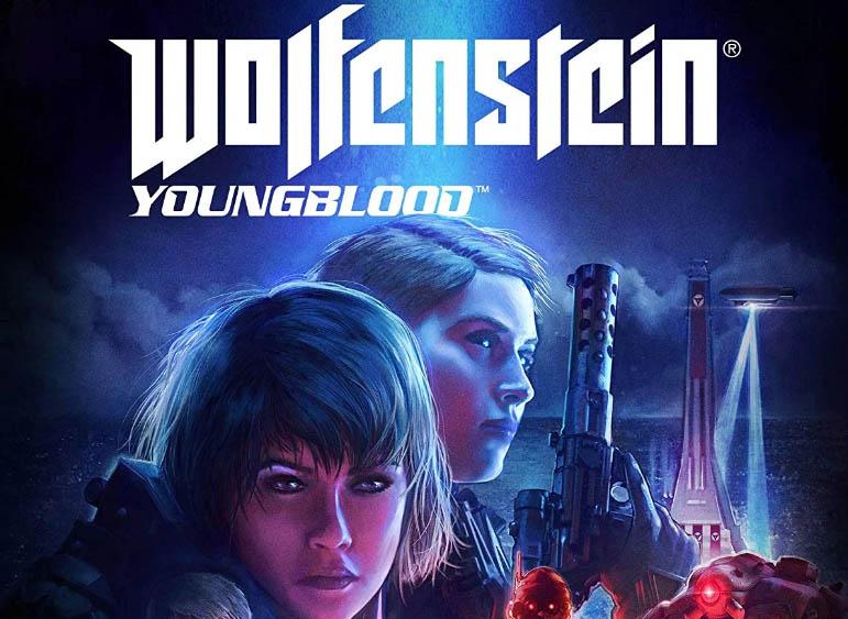 На E3 2018 объявлен Wolfenstein Youngblood — Кооперативный сиквел в 80-х