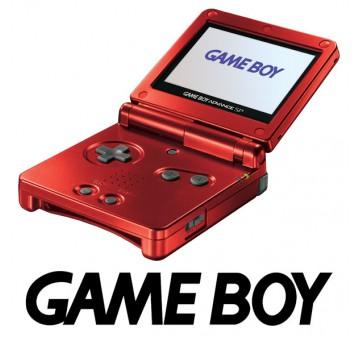 Game Boy Advance SP (GBA)