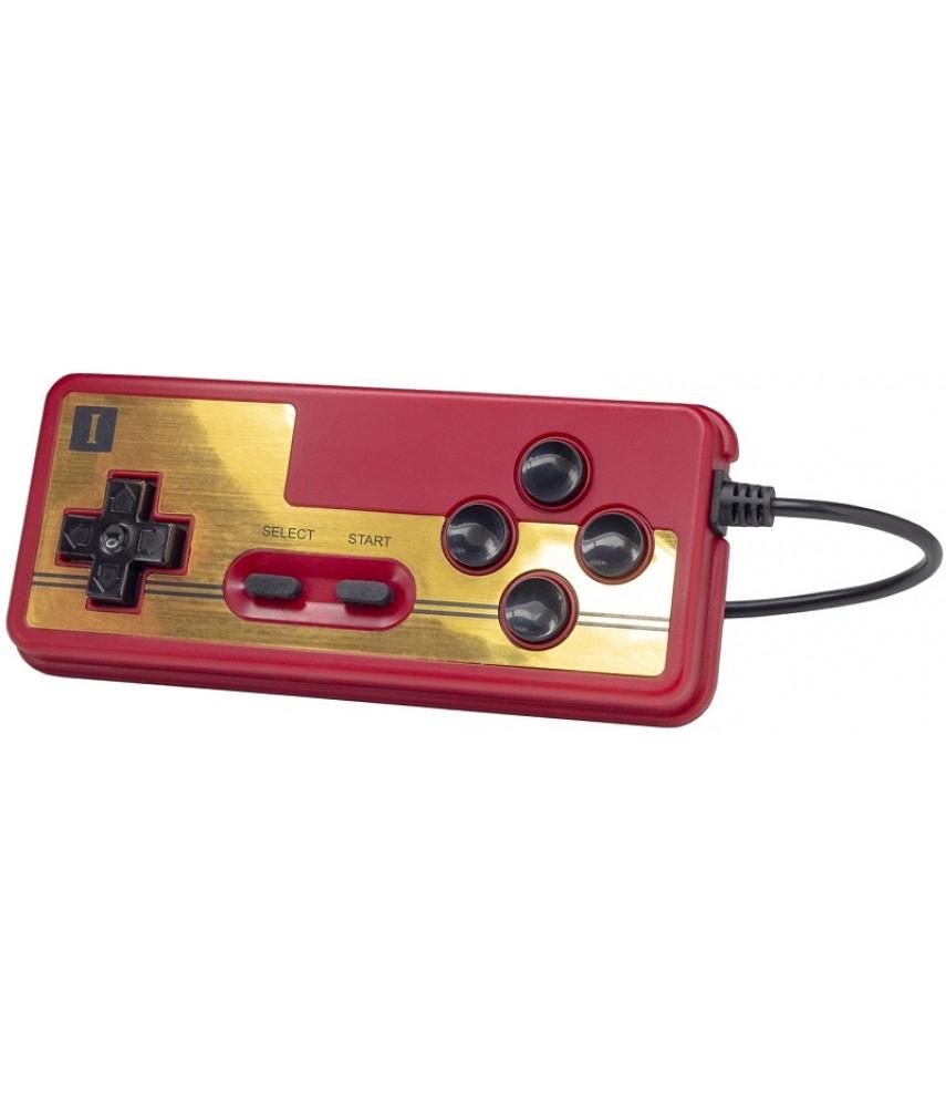 Джойстик проводной 8 bit Retro Genesis
