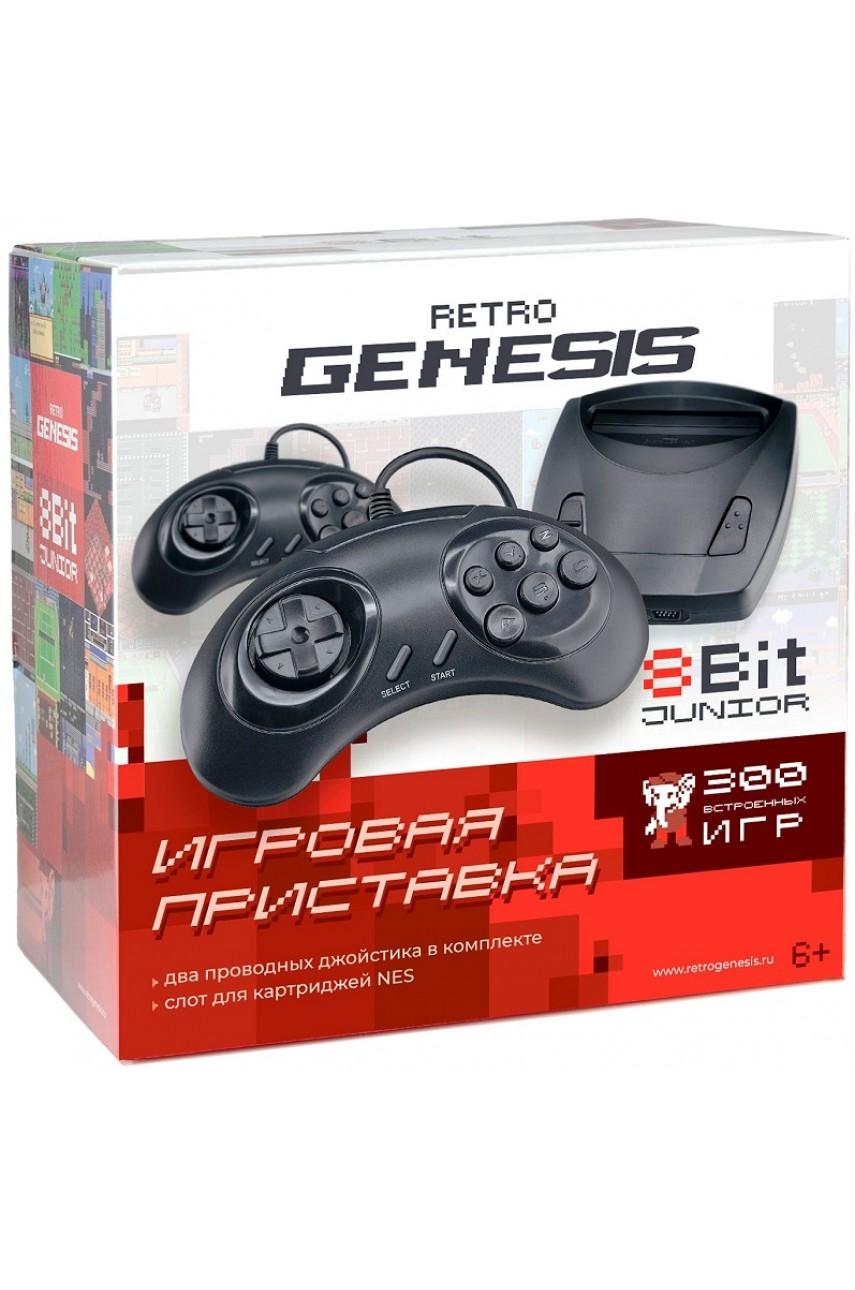 Retro Genesis 8 Bit Junior (300 игр)