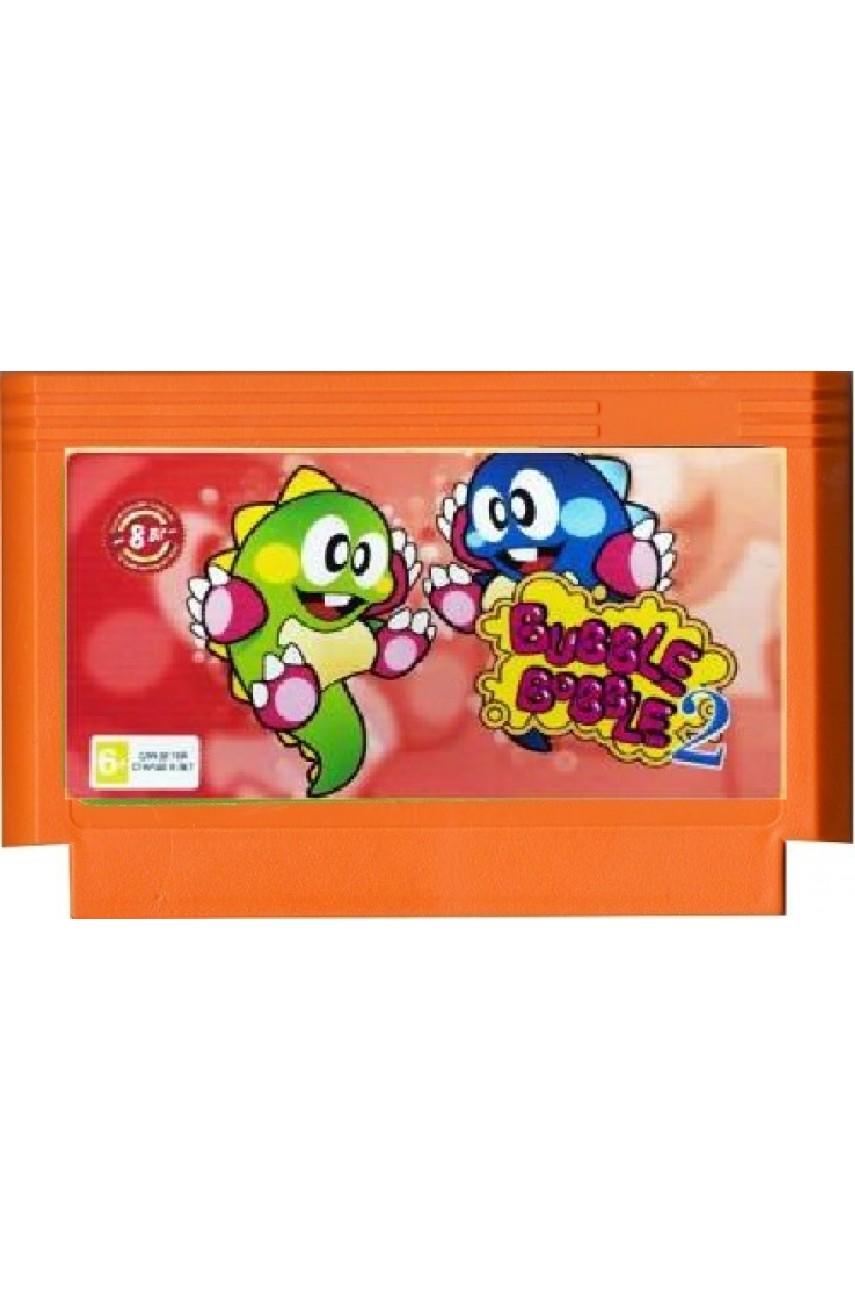Bubble Bobble 2 [Денди]