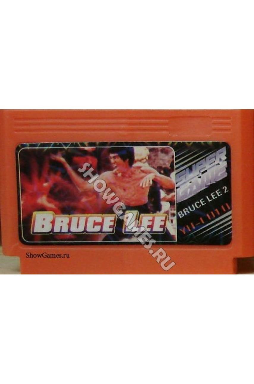 Bruce Lee 2 (Брюс Ли). Игра для Денди 8 Бит